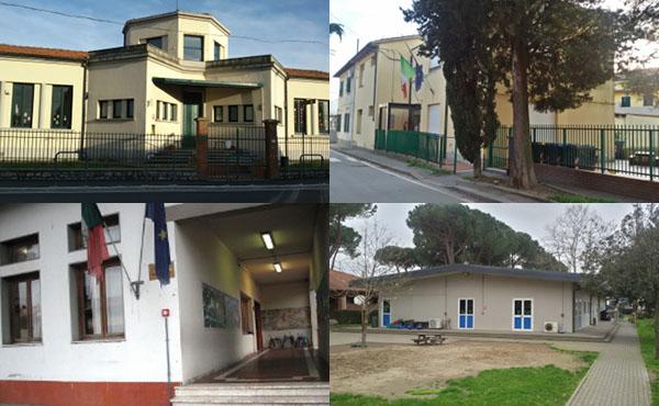 Le nostre scuole dell'infanzia